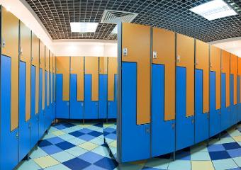 Мебель для фитнес клубов, бассейнов, спортивных залов и стадионов