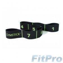 Амортизатор ленточный GYMSTICK Multi-Loop Band, среднее сопротивление в магазине FitPro
