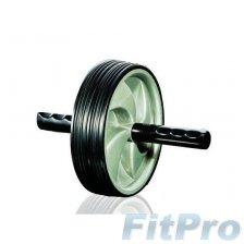 Ролик для пресса GYMSTICK Dual Exercise Wheel в магазине FitPro