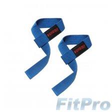 Ремни для тяги GRIZZLY Fitness Cotton Lifting Strap (пара) в магазине FitPro