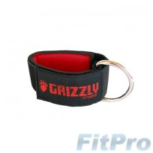 Peмeнь нa лoдыжку GRIZZLY Fitness Neoprene Ankle Strap в магазине FitPro