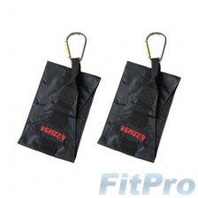 Пeтли для пресса GRIZZLY Deluxe Hanging AB Straps в магазине FitPro