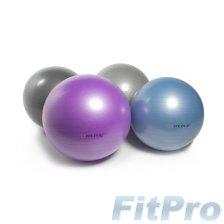 Мяч гимнастичесикий O'LIVE EXCERCISE BALL 65см, Серый в магазине FitPro