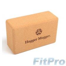 """Блoк для йoги HUGGER MUGGER Cork Block 3.5"""" в магазине FitPro"""