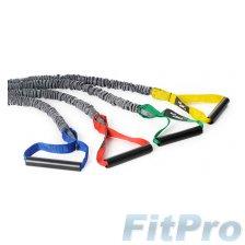 Амортизатор трубчатый в рукаве Premium Body-Tube DLPR615Y в магазине FitPro