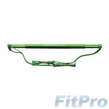 Гимнастическая палка с амортизатором GYMSTICK AQUA, слабое сопротивление в магазине FitPro