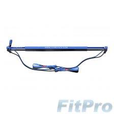 Гимнастическая палка с амортизатором GYMSTICK AQUA, среднее сопротивление в магазине FitPro