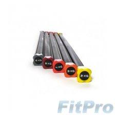 Гимнастическая палка O'LIVE, 4 кг в магазине FitPro