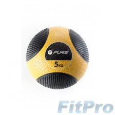 Мяч медицинский PURE Medicine Ball, 5 кг в магазине FitPro