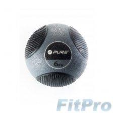 Мяч медицинский PURE Medicine Ball, 6 кг в магазине FitPro