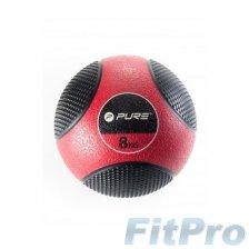 Мяч медицинский PURE Medicine Ball, 8 кг в магазине FitPro