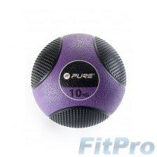 Мяч медицинский PURE Medicine Ball, 10 кг в магазине FitPro