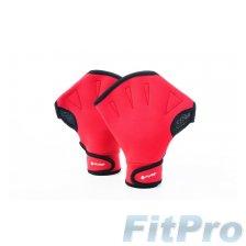 Перчатки для плавания и аквааэробики (без пальцев) PURE Swimming Gloves (пара), р-р L в магазине FitPro