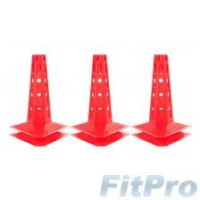 Набор конусов с отверстиями PURE Cones (6шт) в магазине FitPro