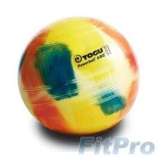Мяч гимнастический TOGU ABS Powerball, 75 см в магазине FitPro