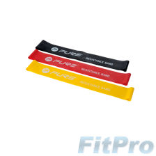 Набор амортизаторов PURE Resistance bands (3шт) в магазине FitPro