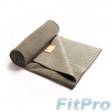 Плед для йоги HUGGER MUGGER Bamboo Yoga Towel в магазине FitPro