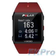Пульсометр POLAR V800 HR RED в магазине FitPro