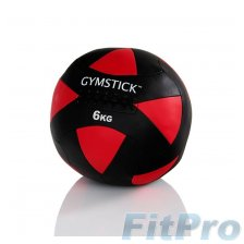 Мяч набивной GYMSTIСK Wall Ball, 6 кг в магазине FitPro