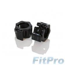 Замки быстросъемные GYMSTICK Flip-Lock Collars, пара в магазине FitPro